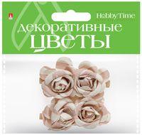 Цветы декоративные (4 шт.; арт. 2-367/17)