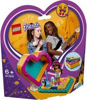 "LEGO Friends ""Шкатулка-сердечко Андреа"""
