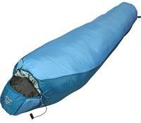 """Спальный мешок """"Trial Light 100"""" (220x80x55 см; R; голубой)"""