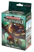 Warhammer Underworlds. Nightvault. Орда Моллога (дополнение; 110-41-21)