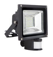 Прожектор садовый светодиодный LED FL Sensor 20W/6500K/65