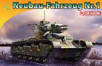 "Средний танк ""Neubau-Fahrzeug Nr.1"" (масштаб: 1/72)"