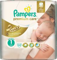 "Подгузники ""Pampers Premium Care Newborn"" (2-5 кг, 22 шт)"