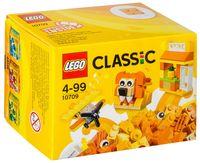"LEGO Classic ""Оранжевый набор для творчества"""