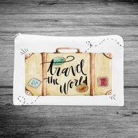 "Косметичка ""Travel"" (арт. 32)"