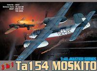 "Бомбардировщик ""Ta154 Moskito"" (масштаб: 1/48)"