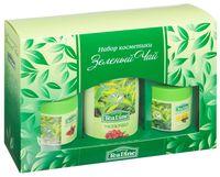 """Подарочный набор """"Зеленый чай"""" (крем, молочко)"""