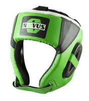 Шлем боксёрский (S; зелёный; арт. LTB-16321)