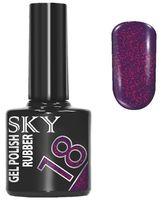 """Гель-лак для ногтей """"Sky"""" тон: 18"""