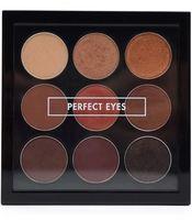 """Палетка теней для век """"Perfect Eyes Mood Eye Palette"""" тон: 02"""
