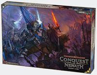 Dungeons and Dragons Board: Conquest of Nerath