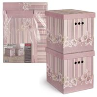 "Набор коробок складных ""Romantic. Flowers"" (2 шт.; 280х380х315 мм)"