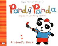 Pandy the Panda: Student's Book 1 (+ CD)