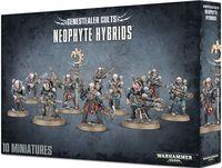 Warhammer 40.000. Genestealer Cults. Neophyte Hybrids (51-52)