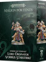 Warhammer Age of Sigmar. Stormcast Eternals. Lord-Ordinator Vorrus Starstrike (96-36)