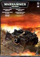 "Миниатюра ""Warhammer 40.000. Chaos Space Marines Vindicator"" (43-31)"