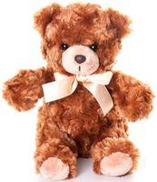 """Мягкая игрушка """"Медведь коричневый"""" (20 см)"""