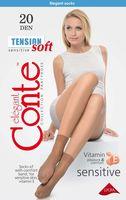 """Носки женские полиамидные """"Conte. Tension soft 20"""""""