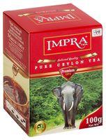 """Чай черный листовой """"Impra. Premium"""" (100 г)"""