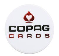 """Кнопка дилера """"Copag"""""""