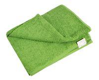 Полотенце махровое (70x140 см; зеленое)