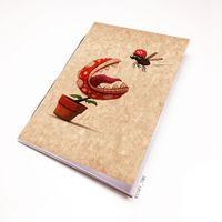 """Блокнот крафт """"Марио"""" (А5; арт. 862)"""