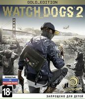 Цифровой ключ Watch_Dogs 2. Gold Edition (PC)