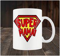 """Кружка """"Супер Мама"""" (art. 71)"""