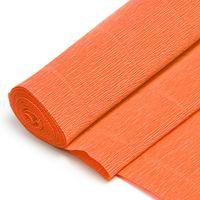 Бумага гофрированная (50х200 см; оранжевая; арт. DV-2926)