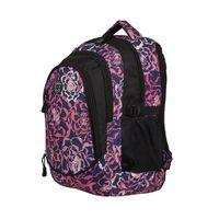 Рюкзак 80027 (28 л; чёрно-розовый)