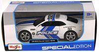 """Модель машины """"Chevrolet Camaro SS RS Police"""" (масштаб: 1/24)"""