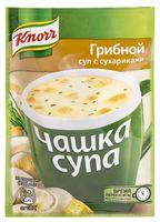 """Суп быстрого приготовления """"Грибной с сухариками"""" (15,5 г)"""