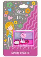 """Тени для век детские """"Lily"""""""