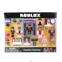 """Набор фигурок """"Roblox. Мода знаменитостей"""" (4 шт.)"""
