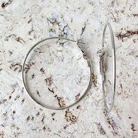 "Серьги ""Rings"" (арт. 065-10)"
