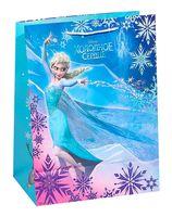 "Подарочный пакет ""Холодное Сердце: Ледяная принцесса"" (32,4х26х12,7 см)"