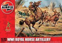 """Набор миниатюр """"Королевская конная артиллерия Великобритании WW.I"""" (масштаб: 1/72)"""