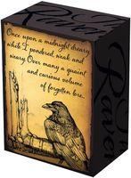 """Коробочка для карт """"Raven"""" (100 карт)"""