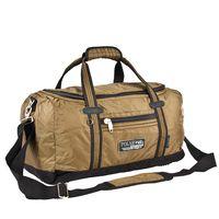 Спортивная сумка П809А (бежевая)