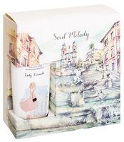 """Подарочный набор """"Soul Melody"""" (гель для душа, крем, дезодорант)"""