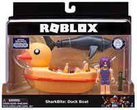 """Игровой набор """"Roblox. Укус акулы: Утиная лодка"""""""