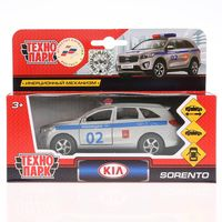 "Модель машины ""Kia. Sorento Prime. Полиция"" (арт. SB-17-75-KS-P-WB)"