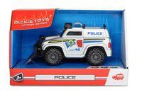 Полицейская машина (со световыми и звуковыми эффектами)