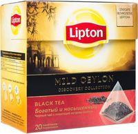 """Чай черный """"Lipton. Mild Ceylon"""" (20 пакетиков)"""