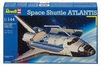 """Сборная модель """"Космический шаттл """"Atlantis"""" (масштаб: 1/144)"""
