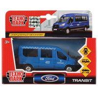 "Модель машины ""Ford Transit"" (арт. SB-18-18-B-WB)"