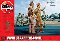 """Набор миниатюр """"Персонал ВВС США"""" (масштаб: 1/72)"""