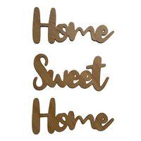 "Панно ""Home Sweet Home"" (дуб)"
