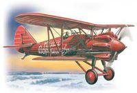 Советский истребитель-биплан И-5 (масштаб: 1/72)