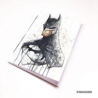 """Блокнот белый """"Бэтмен"""" А7 (699)"""